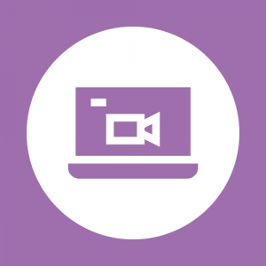 Online-Yoga icon