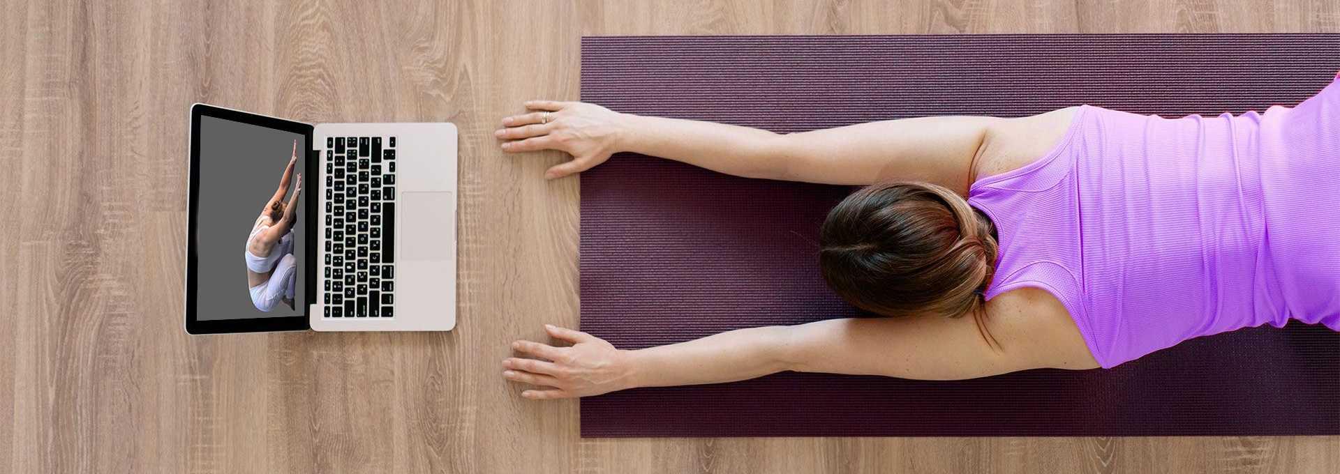 Yoga in Winsen Online Yoga