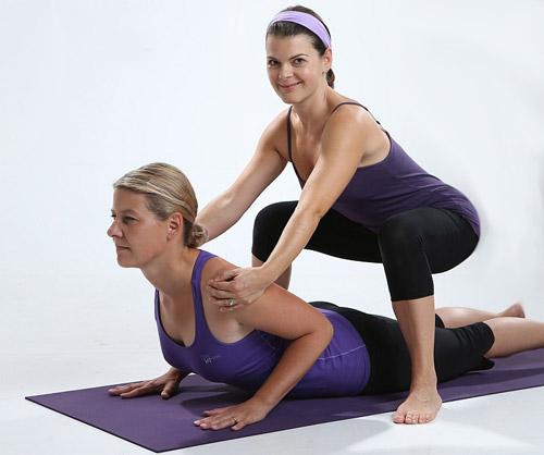 Yoga in Winsen Personal Yoga-Stunde