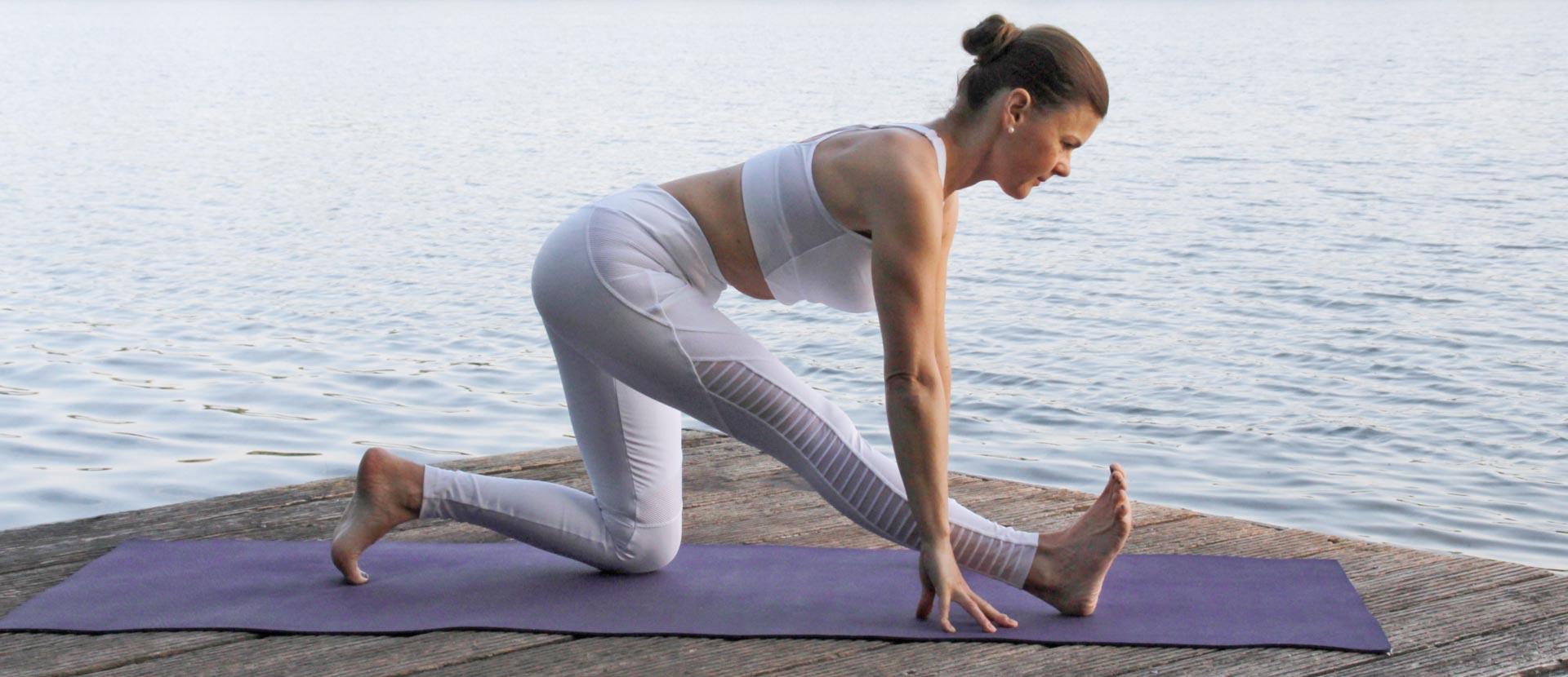 Yoga in Winsen Power Yoga VHS