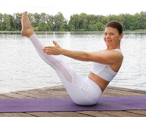 Yoga in Winsen Yogakurse Faszienyoga